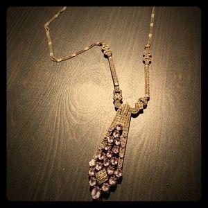 Stunning Art Deco necklace.